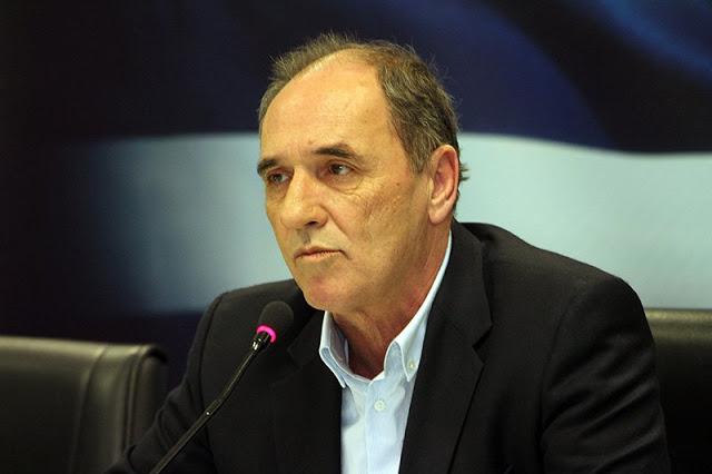 Την ενεργειακή πολιτική για τα επόμενα δώδεκα χρόνια, παρουσίασε ο Γ. Σταθάκης στη Λάρισα