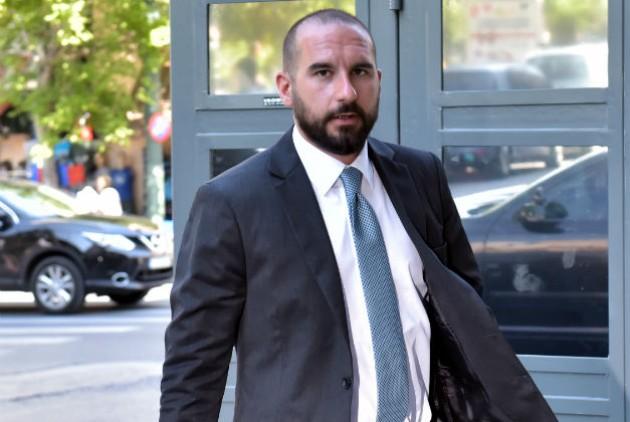 Ο Τζανακόπουλος καταγγέλλει απειλητικό τηλεφώνημα από Μαρινάκη