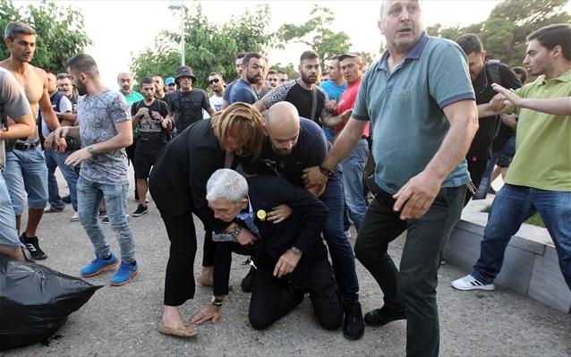 Απρόκλητη επίθεση στον δήμαρχο Θεσσαλονίκης Γ. Μπουτάρη