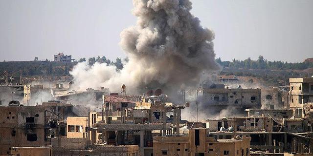 Συρία: Τουλάχιστον 15 νεκροί από βομβαρδισμούς