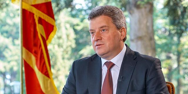 ΠΓΔΜ: H εισαγγελία ερευνά την άρνηση Ιβάνοφ να επικυρώσει τη Συμφωνία των Πρεσπών