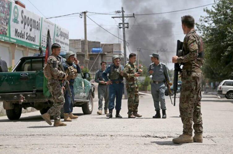 Αφγανιστάν: Τουλάχιστον 7 νεκροί από επίθεση βομβιστή-καμικάζι στην Καμπούλ