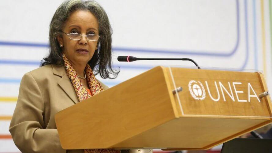 Αιθιοπία: Για πρώτη φορά γυναίκα πρόεδρος