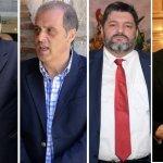 Καμμένος, Καρατζαφέρης, Βελόπουλος, Κρανιδιώτης μαζί στις εκλογές