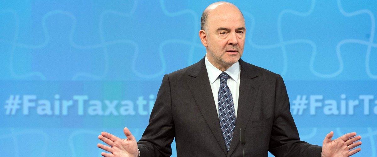 «Σημαντική πρόοδο» στις διαβουλεύσεις για το νόμο Κατσέλη βλέπει ο Π. Μοσκοβισί