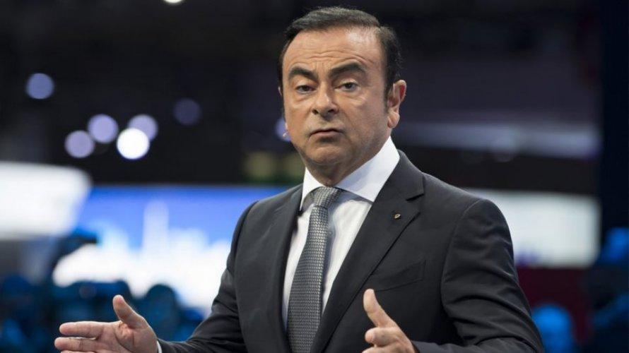 Αποφυλάκιση με περιοριστικούς όρους για τον πρώην επικεφαλής της Nissan και της Renault