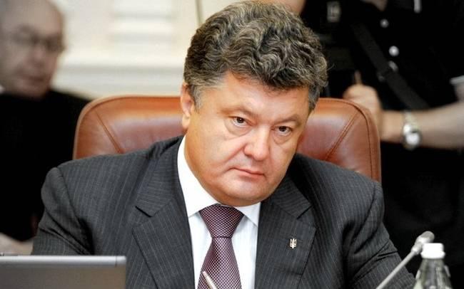 Ουκρανία: Δεν θα παρατεθεί ο στρατιωτικός νόμος, λέει ο πρόεδρος Ποροσένκο
