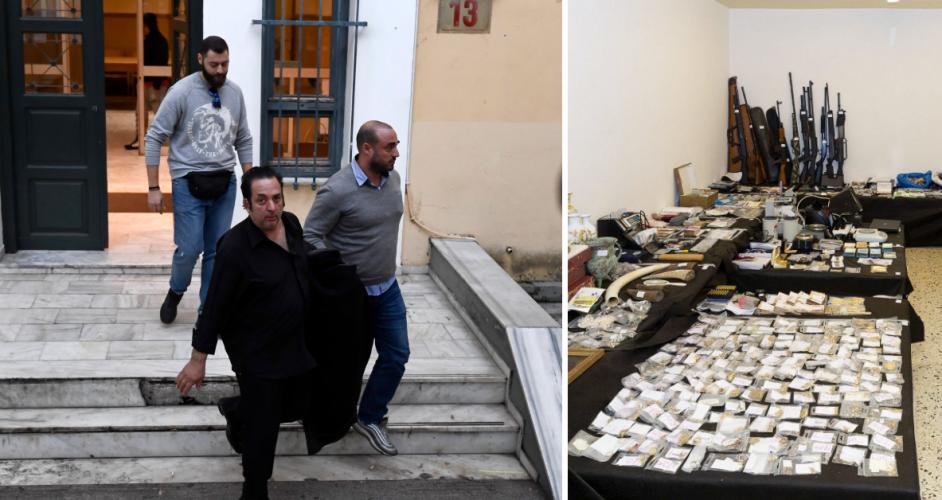 Συμβούλιο Πλημμελειοδικών για την υπόθεση εξαγωγής χρυσού: Εγκληματική οργάνωση που διακινούσε λαθραίο εμπόρευμα