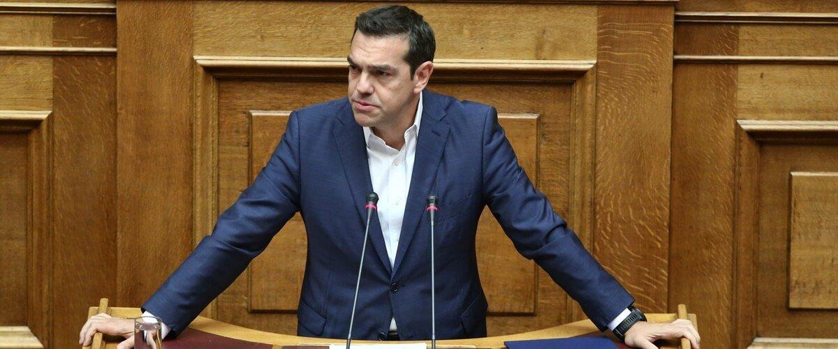 Βουλή: Παρέμβαση Τσίπρα για τα θετικά μέτρα και την… «13η σύνταξη»
