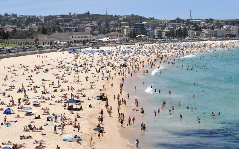 Κύμα καύσωνα πλήττει για 7η διαδοχική ημέρα την Αυστραλία
