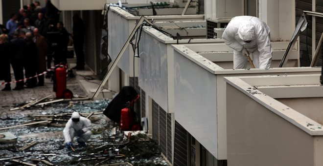 Τη βομβιστική επίθεση κατά του ΣΚΑΪ καταδικάζει η Κομισιόν