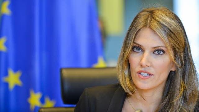 Δεν θα είναι τελικώς υποψήφια για τον δήμο Θεσσαλονίκης η ευρωβουλευτής Εύα Καϊλή