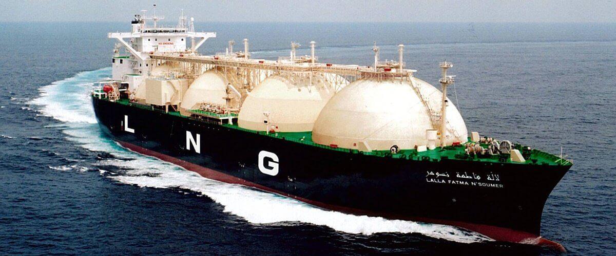 Πλοίο υγροποιημένου φυσικού αερίου από τη ΔΕΠΑ