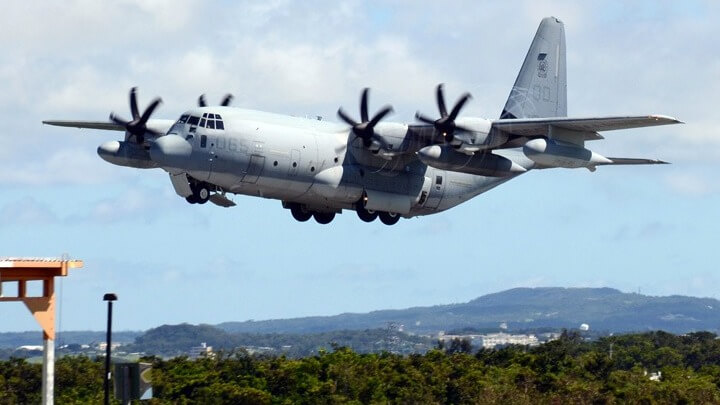Σύγκρουση στρατιωτικών αεροσκαφών ΗΠΑ ανοικτά της Ιαπωνίας: Νεκροί κηρύχθηκαν οι 5 αγνοούμενοι