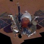 Το InSight τράβηξε την πρώτη του «σέλφι» στον Άρη