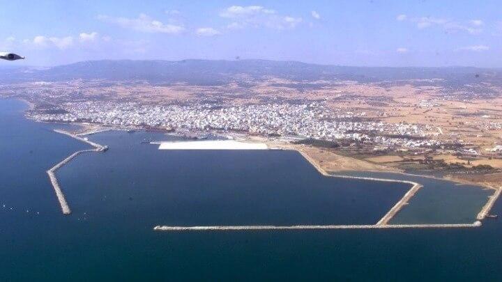 Ολοκληρώθηκε η πρώτη φάση για τον σταθμό υγροποιημένου αερίου της Αλεξανδρούπολης