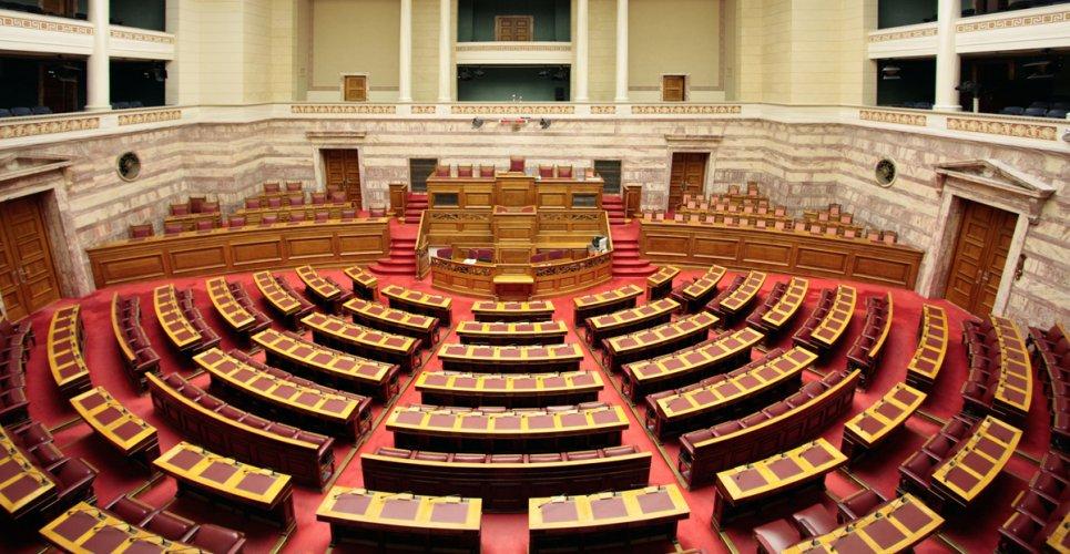 «Βροχή» από νομοσχέδια στη Βουλή