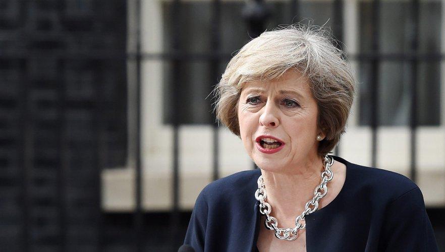 Κρίσιμες συναντήσεις της Μέι με Μέρκελ και Μακρόν στο παρά ένα του Brexit