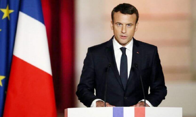 «Μέσα σε 5 χρόνια» η αποκατάσταση της Νοτρ Νταμ δηλώνει ο πρόεδρος Μακρόν
