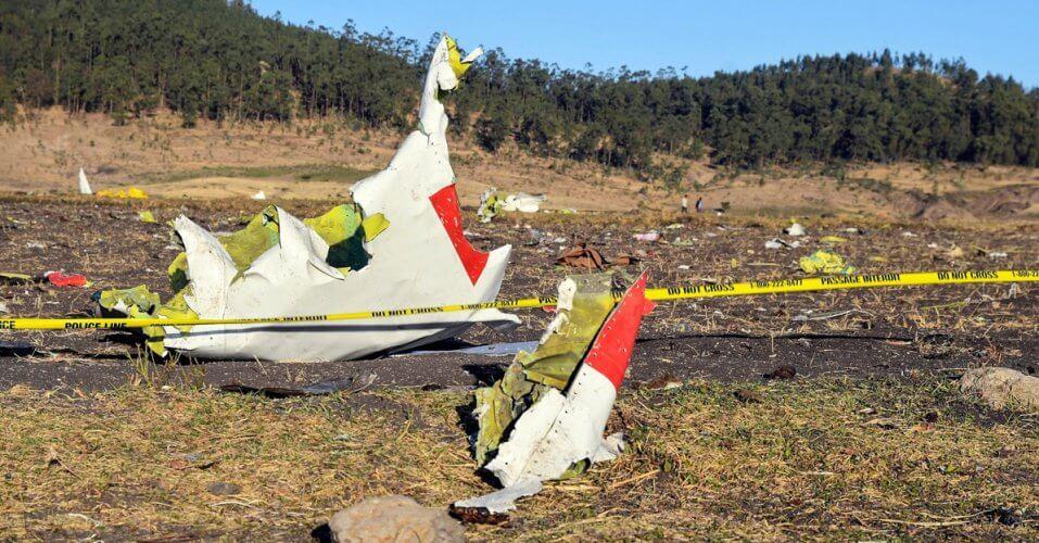 Ασυνήθιστα υψηλή ταχύτητα είχε το Boeing 737 MAX που συνετρίβη στην Αιθιοπία