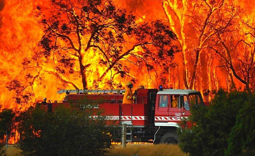 Αυστραλία: Μεγάλες δασικές πυρκαγιές μαίνονται στον νότο