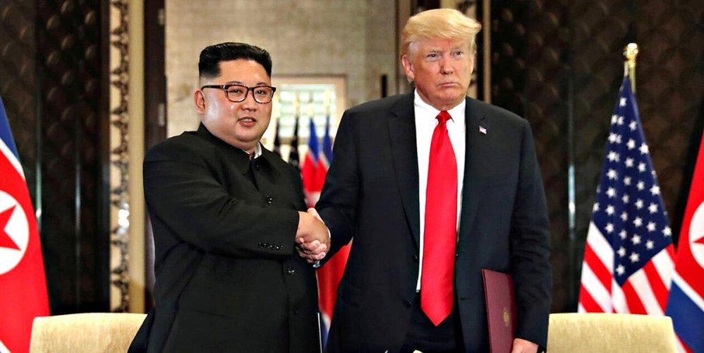 Νέο όπλο δοκιμάστηκε από την Β.Κορέα, για πρώτη φορά μετά την αποτυχία στο Ανόι