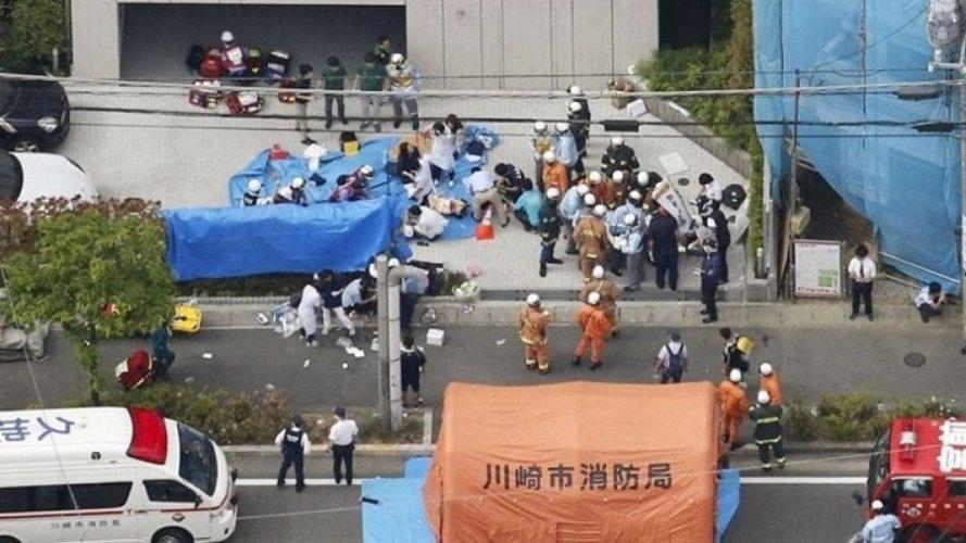 Ιαπωνία: Οργή Άμπε για την επίθεση με δύο νεκρούς και 17 τραυματίες