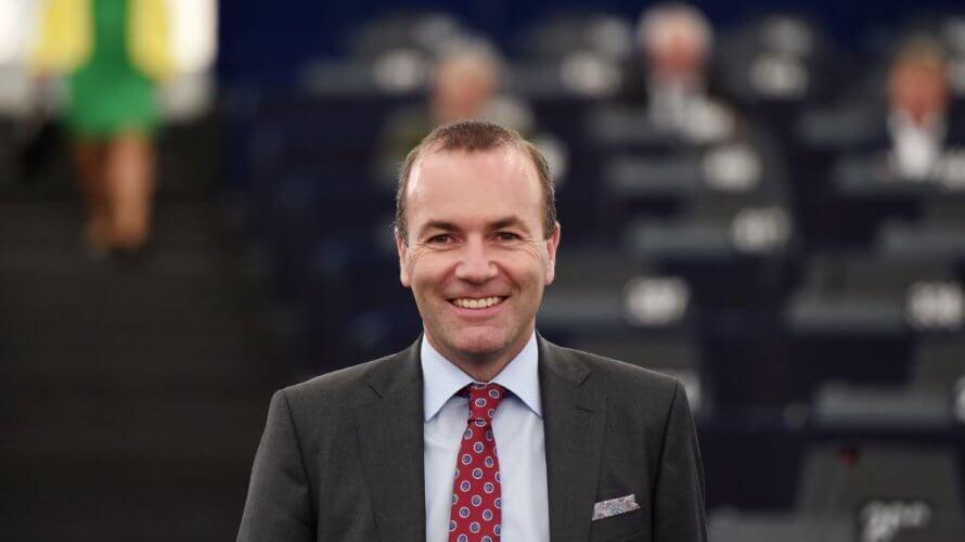 Βέμπερ: Δεν μπορεί να επιτρέπεται στην Τουρκία να παραβιάζει την κυριαρχία ενός κράτους μέλους της ΕΕ