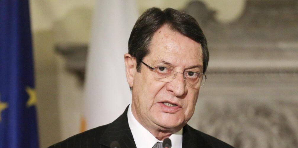 Ανυπέρβλητα κρίνει τα εμπόδια για την επανέναρξη των συνομιλιών ο Πρόεδρος της Κύπρου