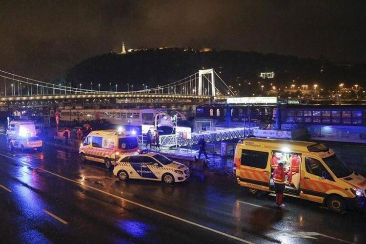 Στους 15 οι νεκροί από το ναυάγιο στον Δούναβη