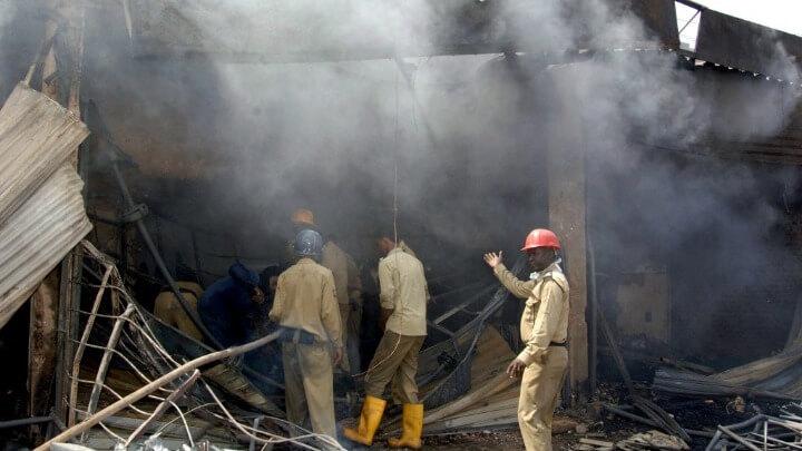 48 νεκροί και 68 τραυματίες από πυρκαγιά στο Νότιο Σουδάν