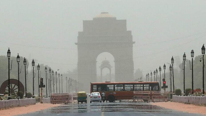 Κύμα καύσωνα πλήττει την Ινδία – 36 νεκροί
