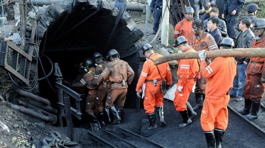 Εννέα άνθρωποι έχασαν τη ζωή τους στην Κίνα από κατάρρευση στοάς ανθρακωρυχείου