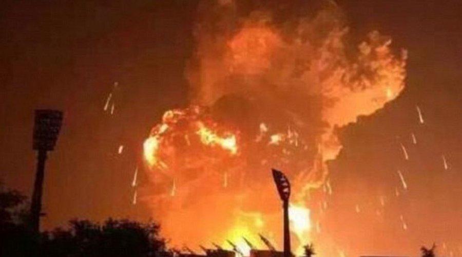 Έκρηξη σε εργοστάσιο της Κίνας σκότωσε τουλάχιστον 10 ανθρώπους