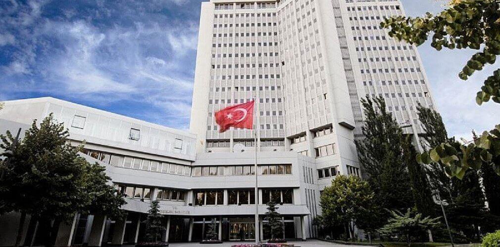 Το τουρκικό ΥΠΕΞ δηλώνει ακαμψία στην αποφασιστικότητα της Άγκυρας