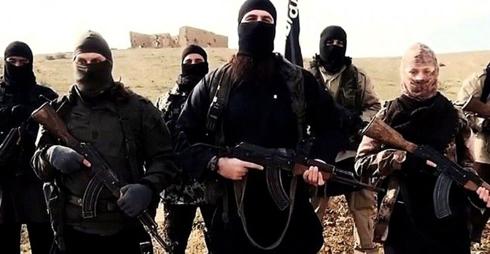 Νέος γύρος αίματος έρχεται από το Ισλαμικό Κράτος σε Ιράκ και Συρία