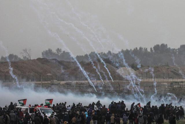 Ρουκέτες εκτοξεύτηκαν από τη Λωρίδα της Γάζας