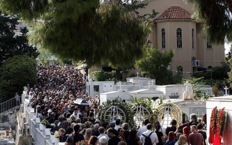 Σήμερα η κηδεία του Λαυρέντη Μαχαιρίτσα