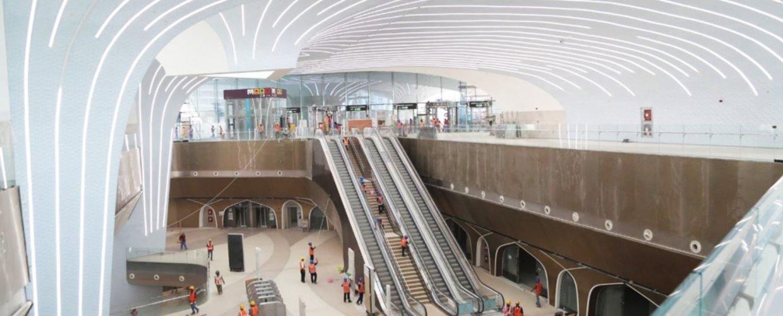 ΑΚΤΩΡ: Το μετρό της Ντόχα και οι χρυσές λεπτομέρειες