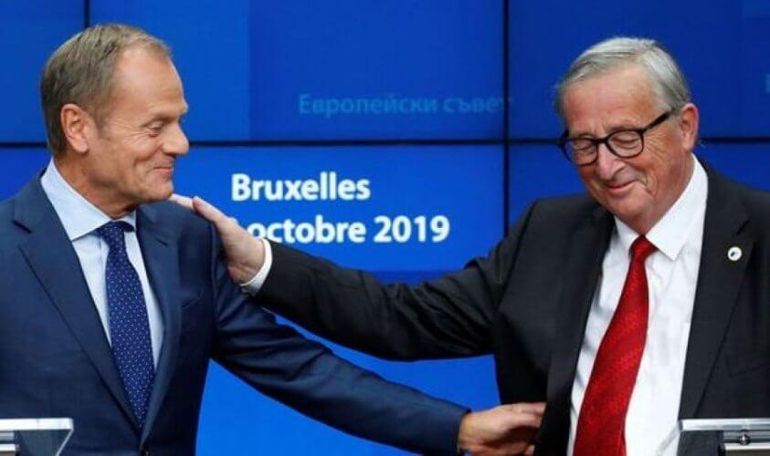 Tusk: Δεν θα αποφασίσουμε ποτέ ένα άτακτο Brexit