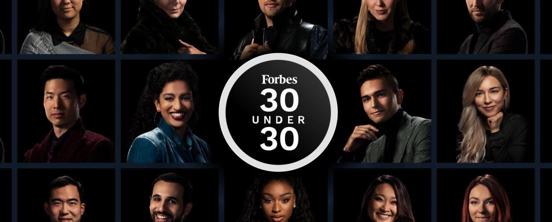 Τρεις Έλληνες στη λίστα του Forbes με τους Ευρωπαίους «30 κάτω των 30»