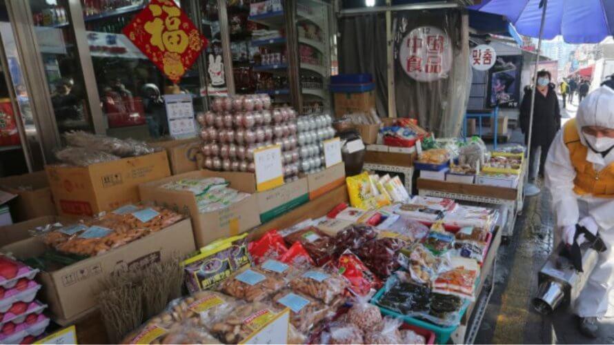Κορωνοϊός – OHE: Yπάρχει ορατός κίνδυνος να παρουσιαστεί έλλειψη τροφίμων σε παγκόσμιο επίπεδο