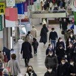Ανησυχία στην Ιαπωνία από τον εντοπισμό νέας μετάλλαξης του κορονοϊού