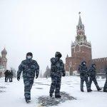 Σφοδρή χιονόπτωση στη Μόσχα – Μεγάλα προβλήματα στην κυκλοφορία