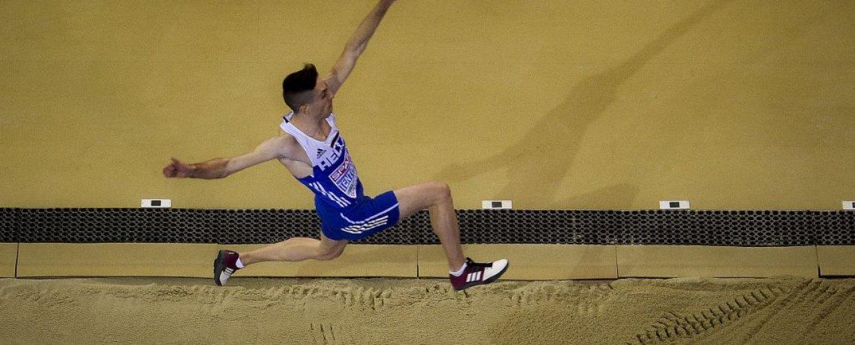 Eυρωπαϊκό κλειστού στίβου: Ο Τεντόγλου άνετα στον τελικό του μήκους με 8.04μ