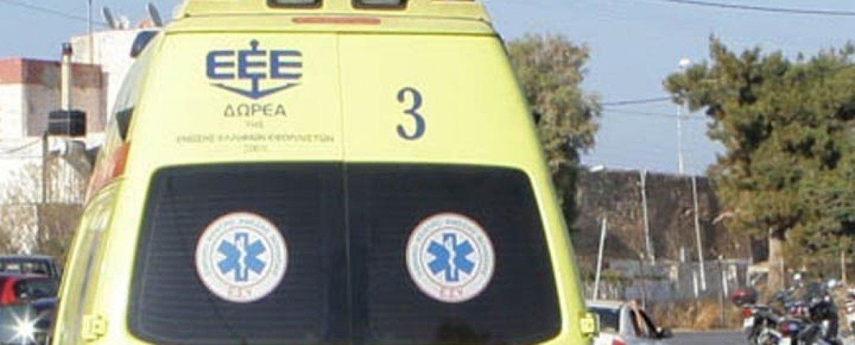 Τροχαίο δυστύχημα με νεκρό 84χρονο στη νέα εθνική οδό Θεσσαλονίκης – Πετριτσίου