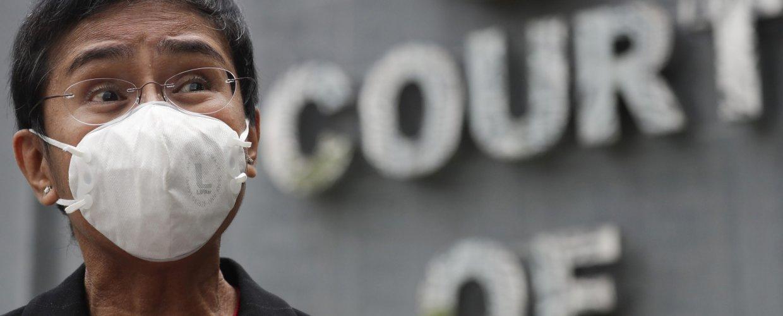 UNESCO: Στη δημοσιογράφο Μαρία Ρέσα το Βραβείο Ελευθερίας του Τύπου
