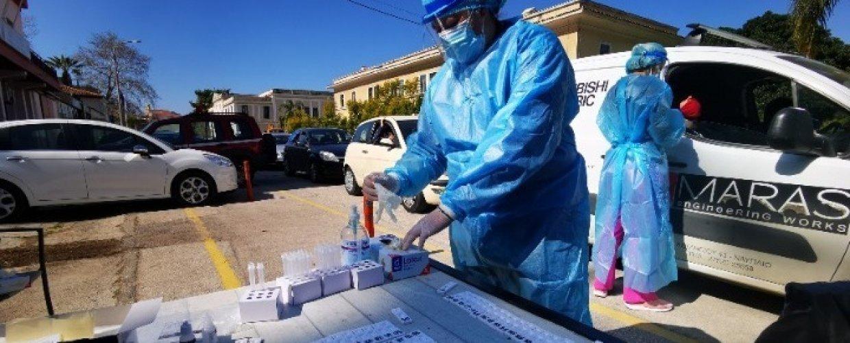 Δερμιτζάκης: Μείωση κρουσμάτων κατά 10% κάθε εβδομάδα