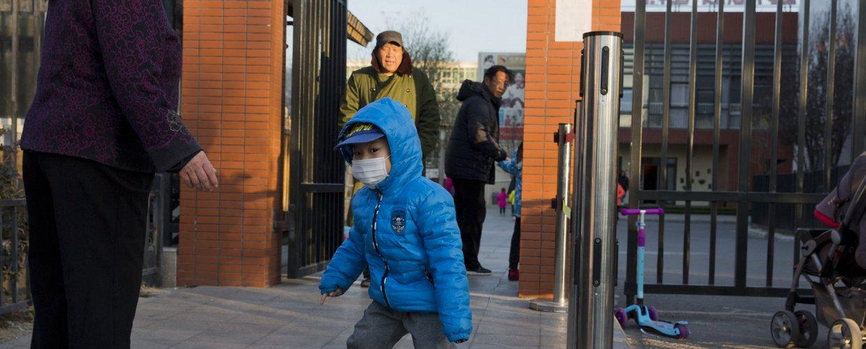 Κίνα: Επίθεση αγνώστου με μαχαίρι σε νηπιαγωγείο – Δύο παιδιά νεκρά