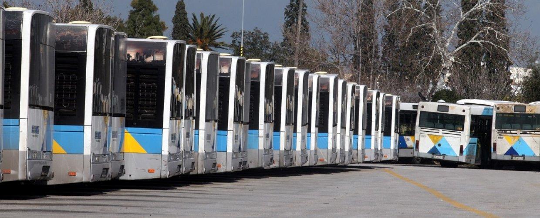 Το Ελεγκτικό Συνέδριο έδωσε το «πράσινο φως» για τη μίσθωση 300 αστικών λεωφορείων για την Αθήνα
